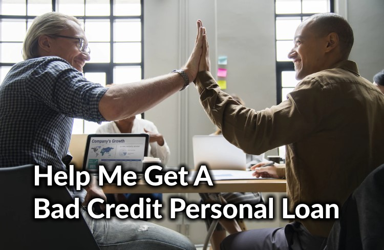 help me get a personal loan