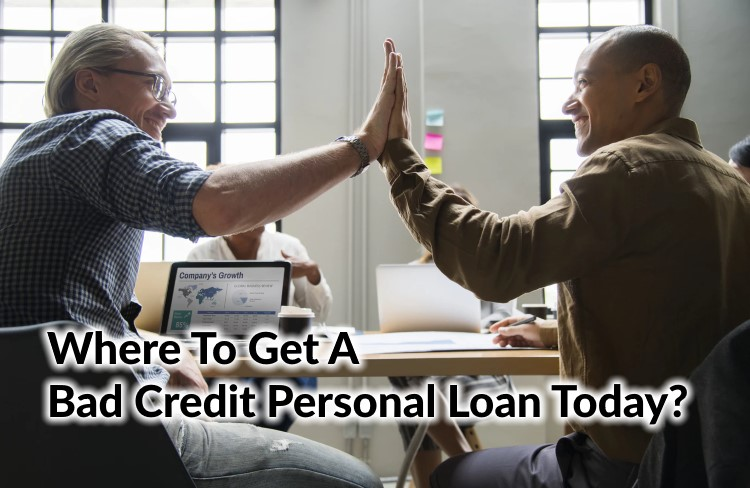 where to get a bad credit personal loan today